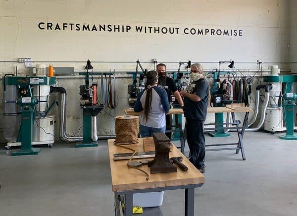 steelport knife factory store