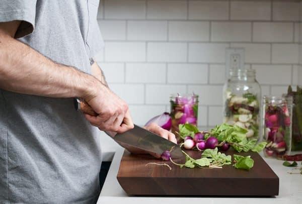 STEELPORT Knife cutting board
